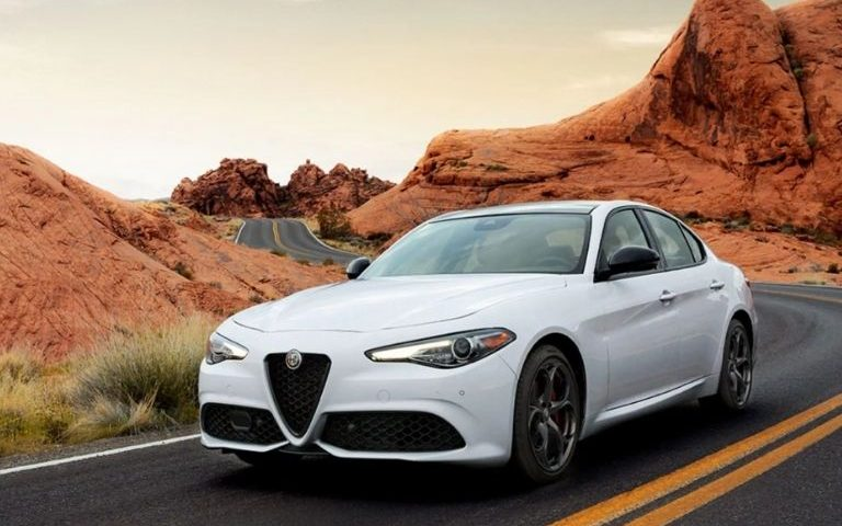 Spécifications du moteur de l'Alfa Romeo Giulia 2021