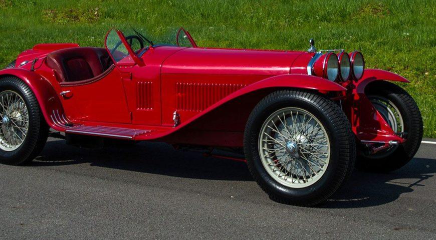 Une Célébration historique: les 110 ans d'Alfa Romeo